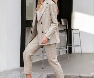 fashion, style, and workwear image