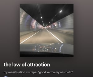 aesthetic, law of attraction, and motivation image
