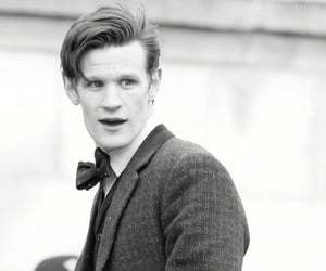 cutie, doctor who, and eleventh doctor image