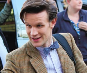 doctor who, eleventh doctor, and cutie image