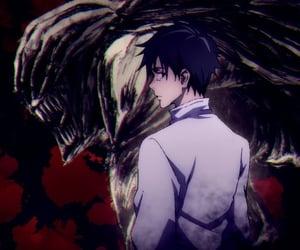 anime, anime boy, and rika image