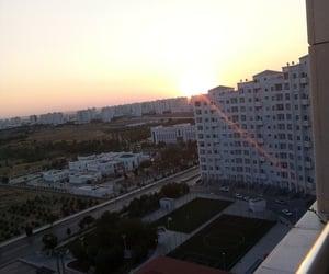 morning, sunrise, and turkmenistan image