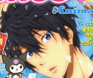 anime boy, nanase, and free! image