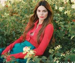kendall jenner and vogue image