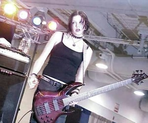 2000s, kittie, and metal image