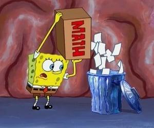 meme, reaction, and spongebob squarepants image