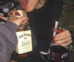 daniels, jack, and makeup image