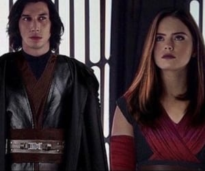starwars, reylo, and kyloren image