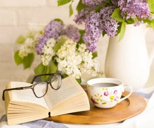 book, glasses, and book photography image