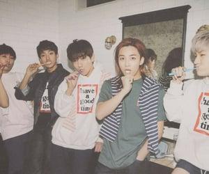 DK, seungkwan, and kpop image