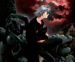 eva, evangelion, and manga image