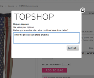 topshop and funny image