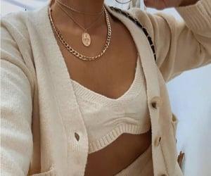 aesthetic, beige, and cream image