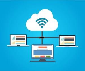 web hosting, vps hosting, and website hosting image