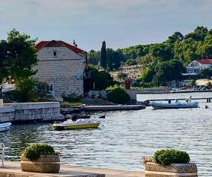 balkan, Croatia, and sea image
