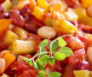 vegan, slow cooker, and crock pot recipes image