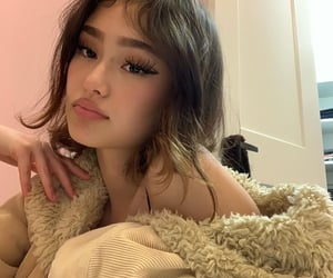 asian, icon, and makeup image
