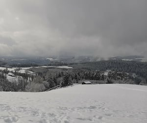 germany, landscape, and snow image