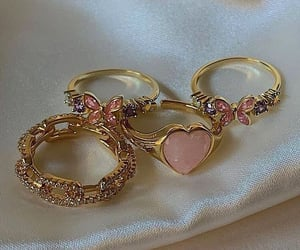 aesthetic, beauty, and jewelry image