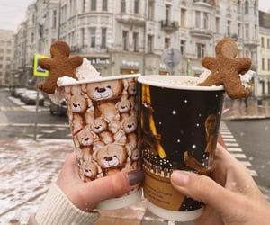 coffee, enjoy, and mood image