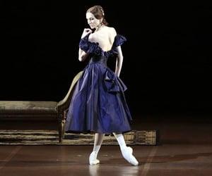 dancer, pointe, and bolshoi ballet image