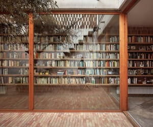 Home Library by Gradoli & Sanz