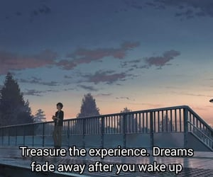 anime, dreams, and experience image