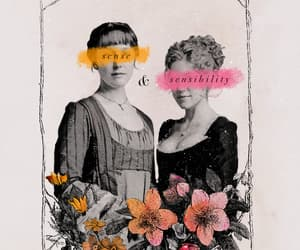 edit, literature, and sense and sensibility image