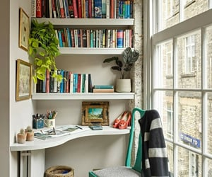 home, home office, and interior design image