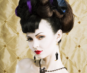 alternative, gothic, and beauty image