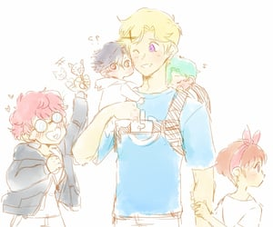 anime, rfa, and luciel choi image
