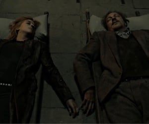 harry potter, remus lupin, and nymphadora tonks image
