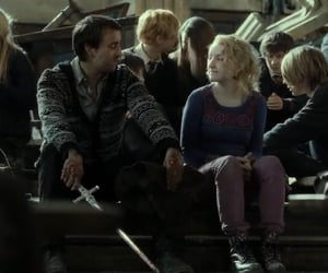 deathly hallows, evanna lynch, and friendship image
