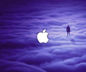 apple, wallpapers, and zedge image