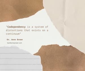 codependency and codependent image