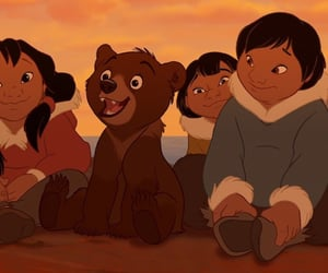 screencaps, caption this, and brother bear image