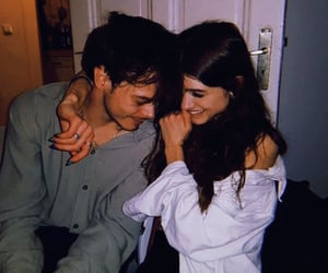 actors, couple, and tv show image