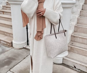 bag, cardigan, and coat image