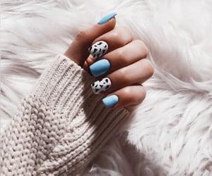 beautiful, nail, and nails image