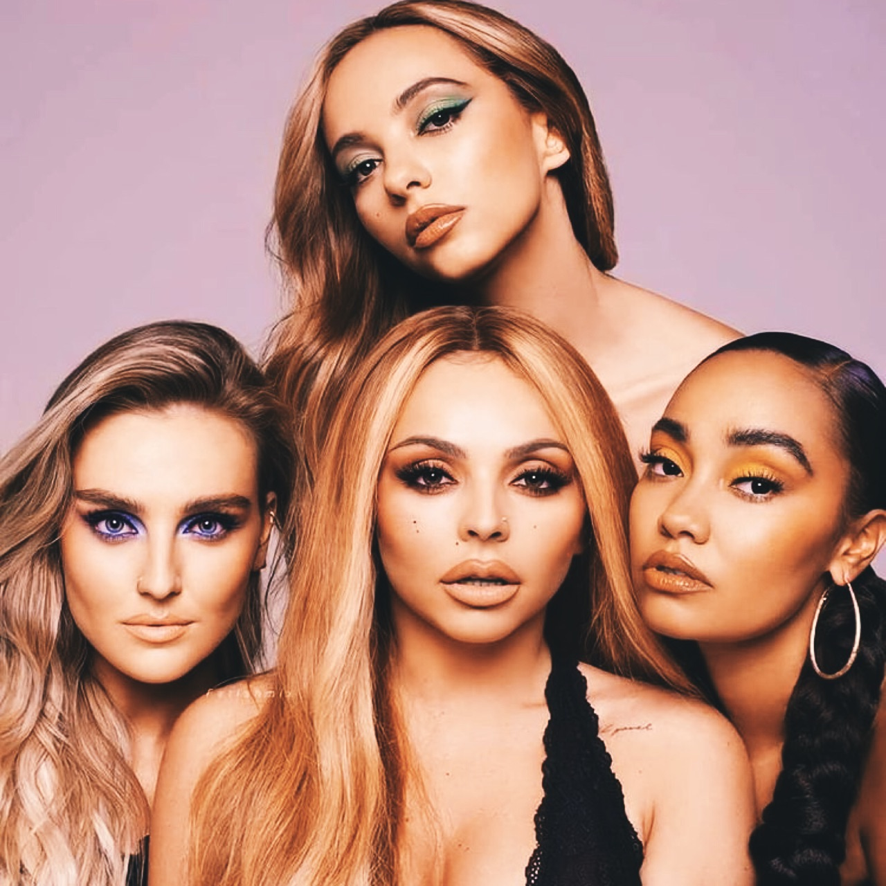 music and little mix image