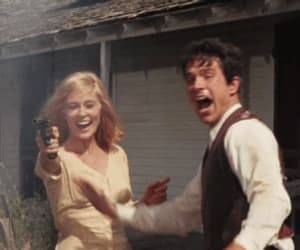 bonnie and clyde, couple, and gif image