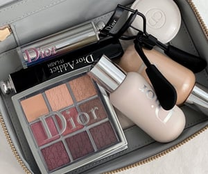 beauty, Christian Dior, and cosmetics image