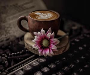 coffee, cafe, and breakfast image