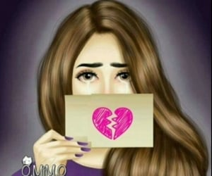 miss you, حزنً, and 💔 image