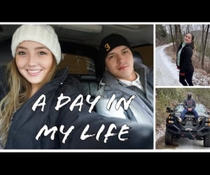 A DAY IN MY LIFE | SNOWY MOUNTAIN- VLOG 1 - YouTube