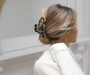 fashion, style, and hairstyle image