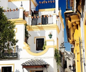spain, architecture, and house image