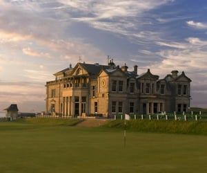 aesthetic, architecture, and golf image