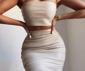 fashion, meshki, and Nude image