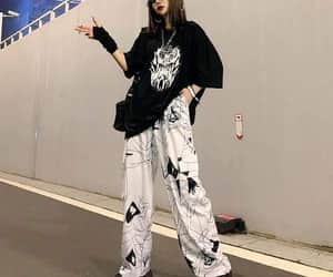 grunge fashion image